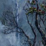 B.H. Freeland |Ho'omalu O Waikamoi, Drifting Clouds of Waikamoi